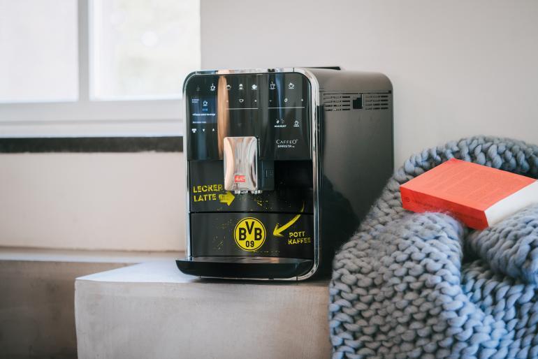 Melitta läutet als offizieller Kaffee-Partner von Borussia Dortmund die neue Bundesliga-Saison mit exklusiver Fan-Edition ein